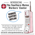 Worker Support Hotline